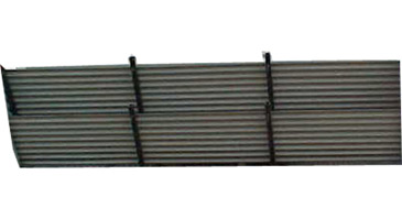12 oz. 4.2 Corrugated Louver Panel